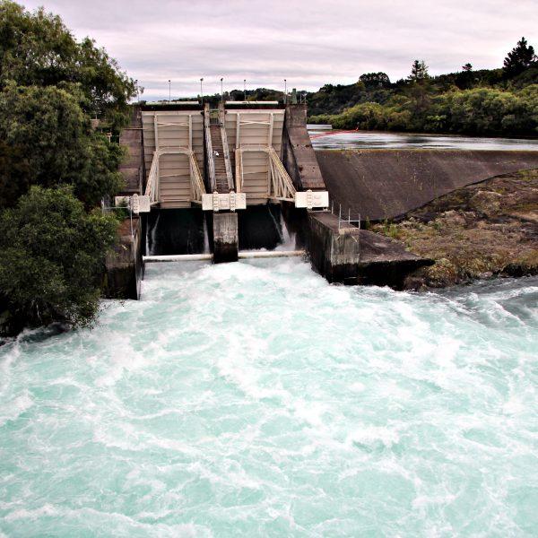 Toilets - Huka Falls