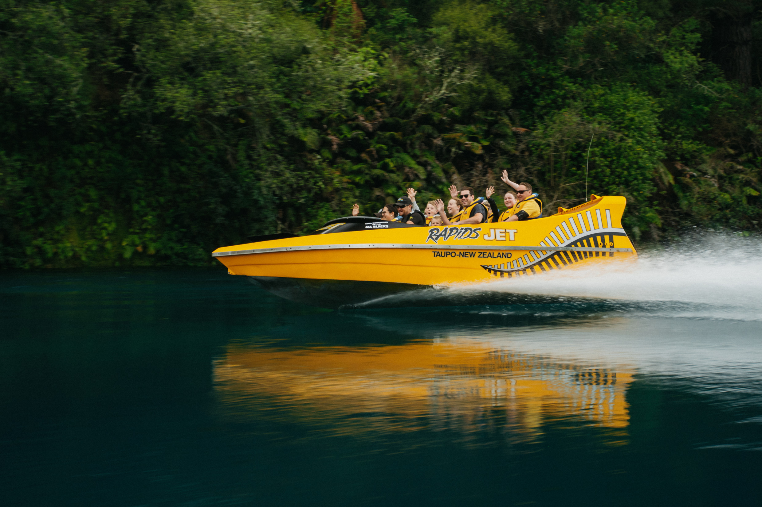 Family Special - Rapids Jet