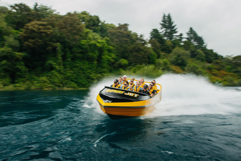 Jet Boat - Rapids Jet